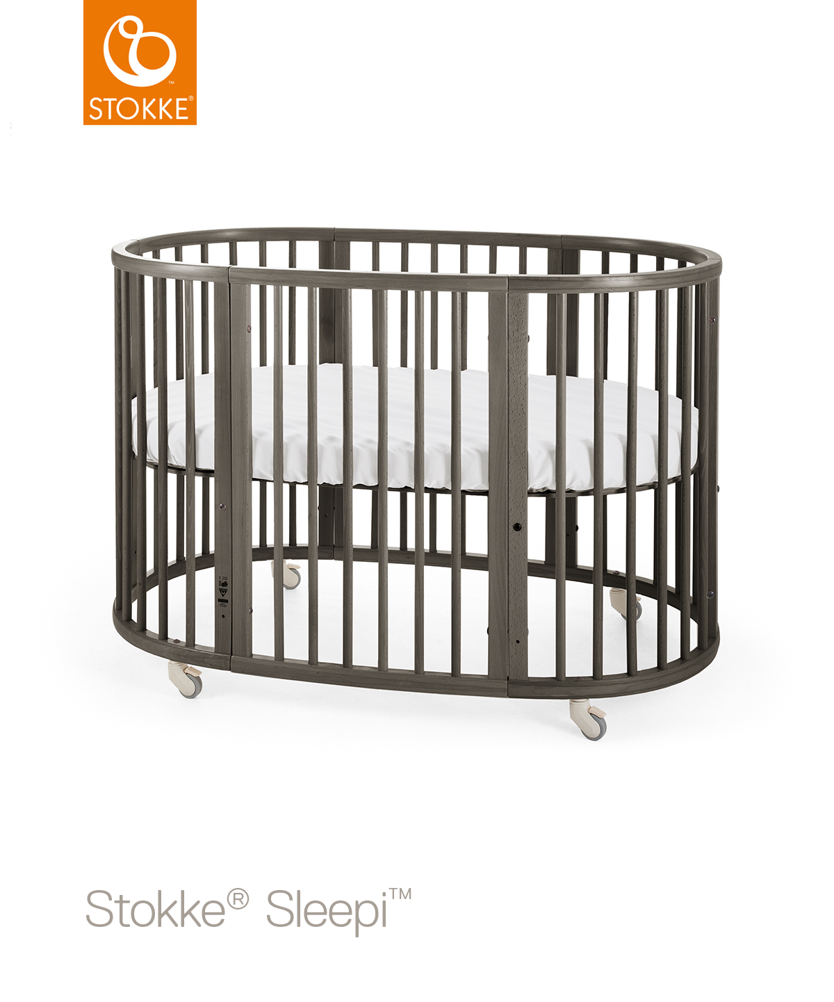 Stokke® Sleepi™ Bed Hazy Grey