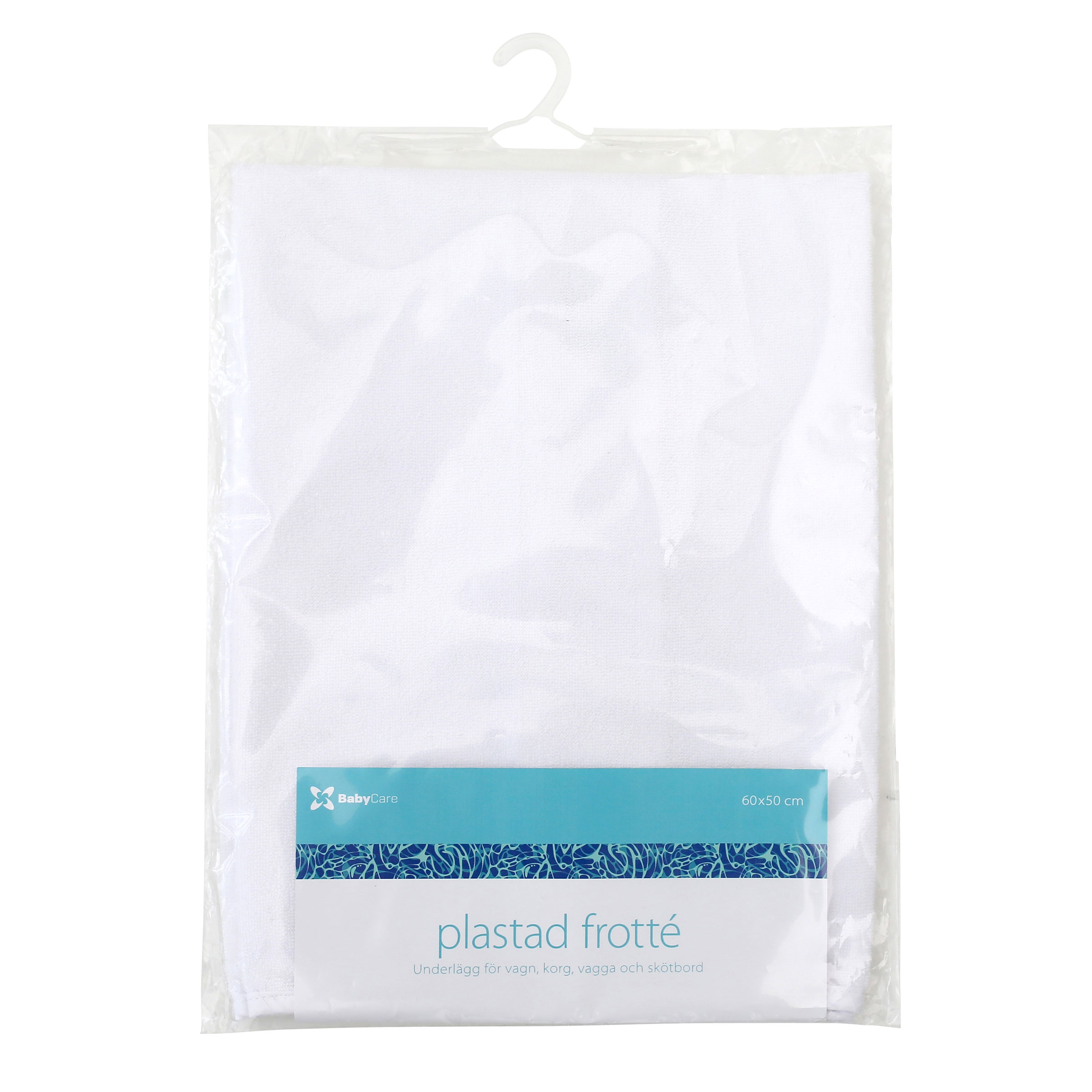 Babycare Plastad Frotte 60X50