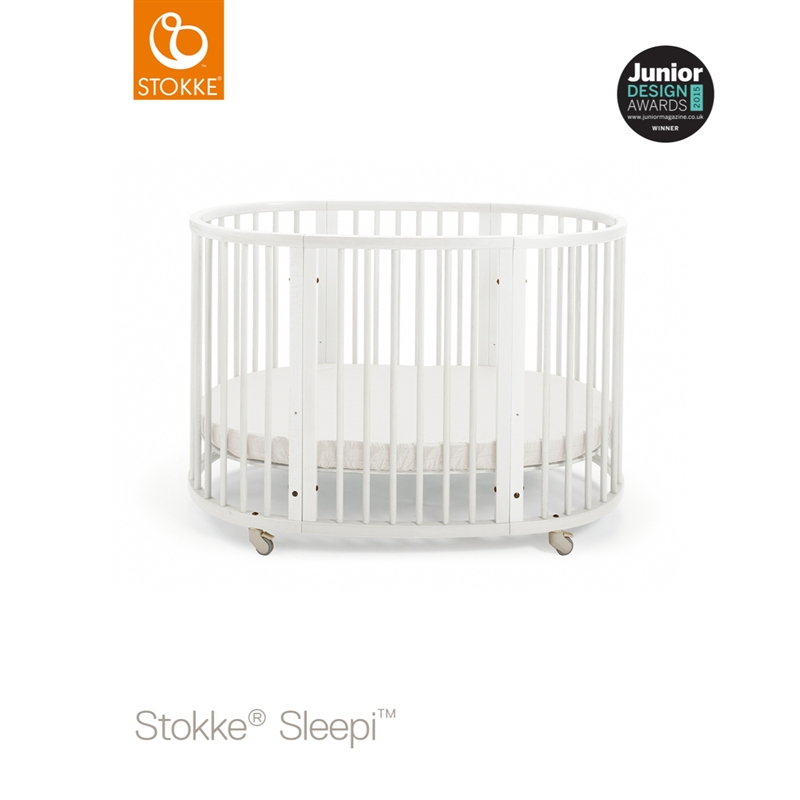 Stokke® Sleepi™ Bed White