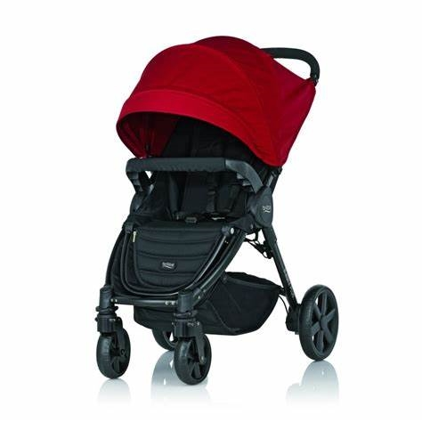 Britax Canopy Pack Chili Pepper