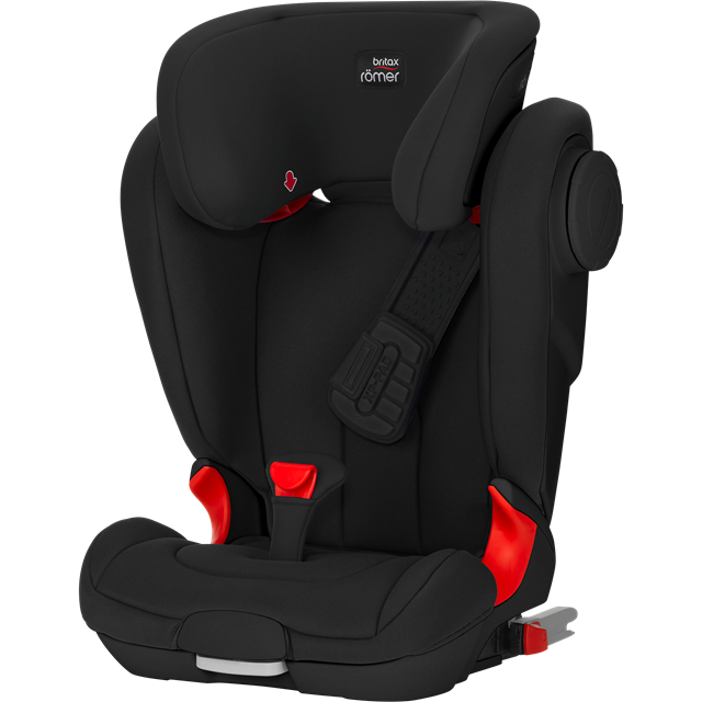 britax kidfix ii xp sict cosmos black br black ser. Black Bedroom Furniture Sets. Home Design Ideas