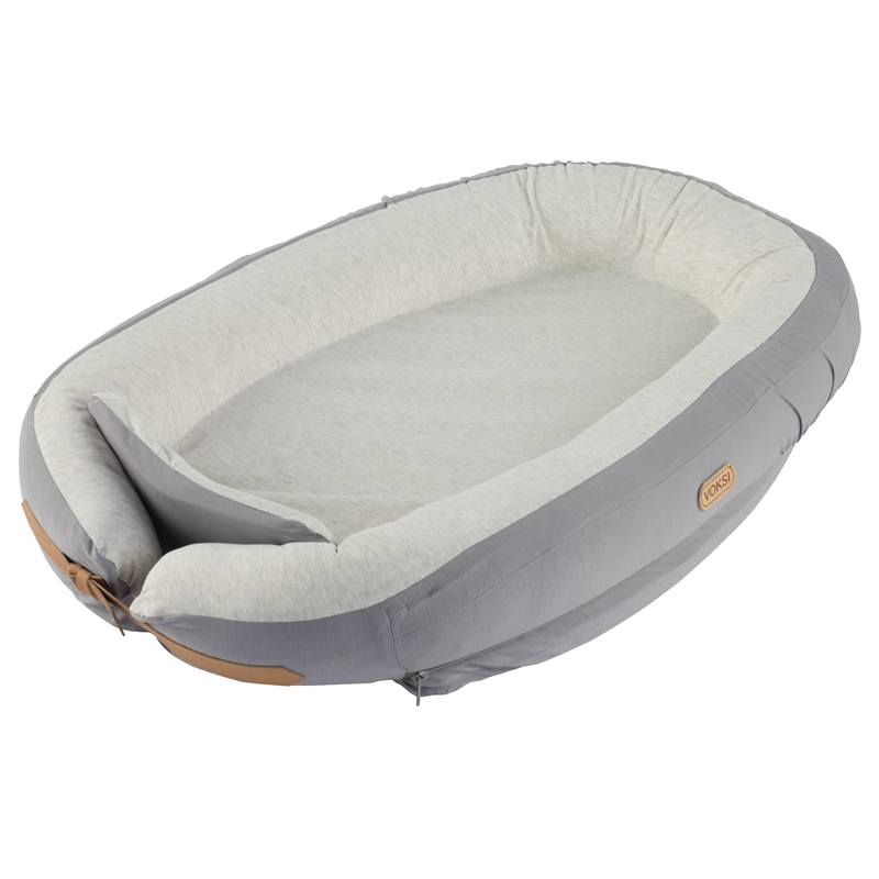 Voksi Baby Nest Light Grey