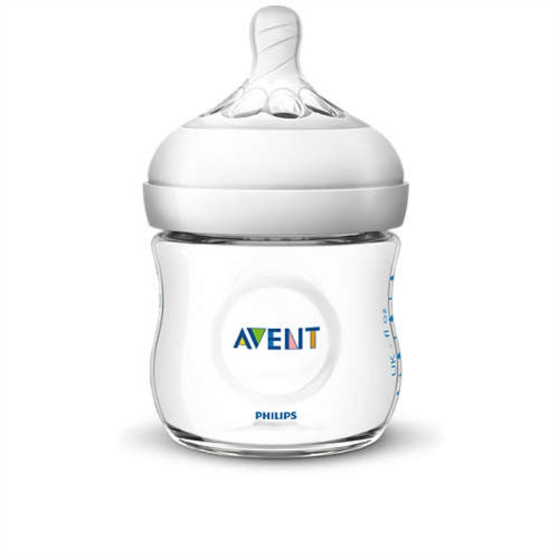 Philips Avent Nappflaska Natural 120ml