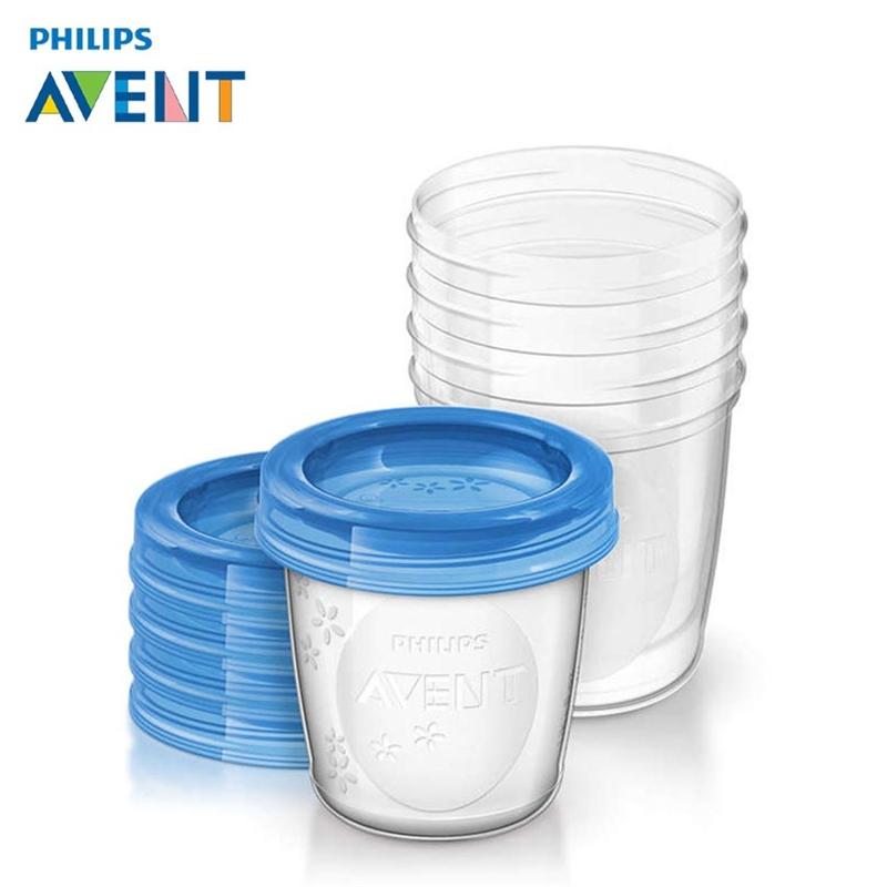 Philips Avent Breast Milk Refill Cup 5-pack