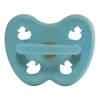 Hevea Natural Rubber Orthodontic Pacifier 0-3 M Twilight Blue